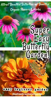 Super Easy Butterfly Garden Guide