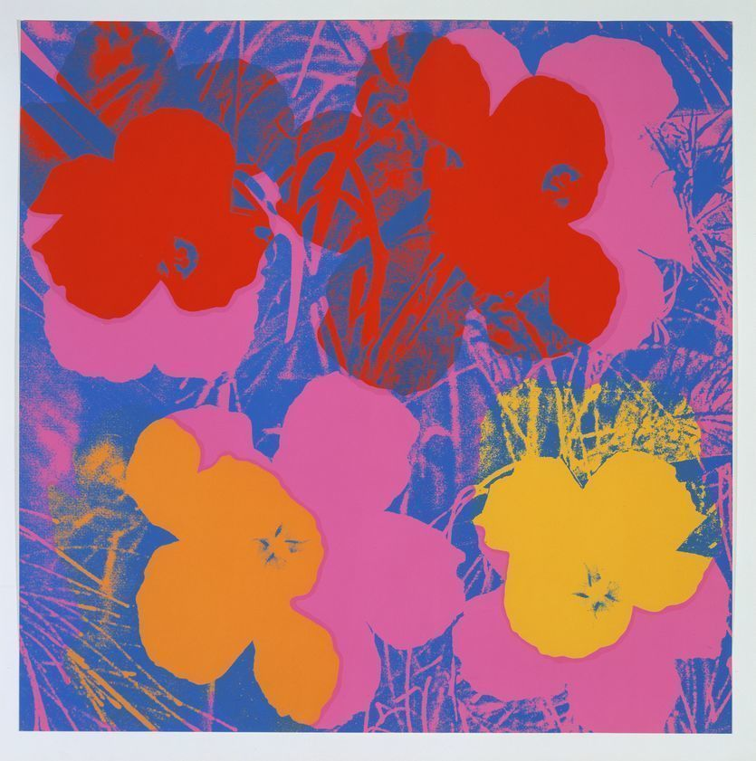 Flowers, 1970 : Andy Warhol : Artimage