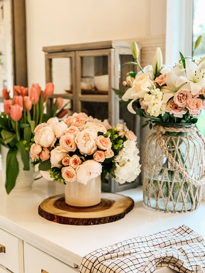 5 Tips to Make Faux Flowers Look Real – Hallstrom Home