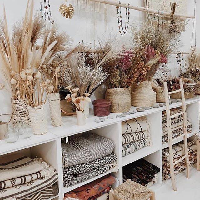 Fleurs séchées - vente en ligne et en boutique à Paris