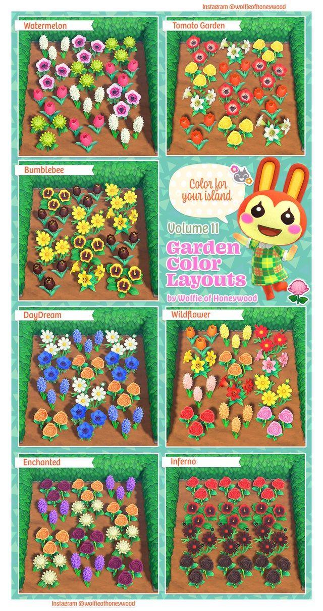 Garden Color Layouts Volume 11