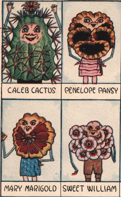 Frolicsome Flowers of Evil