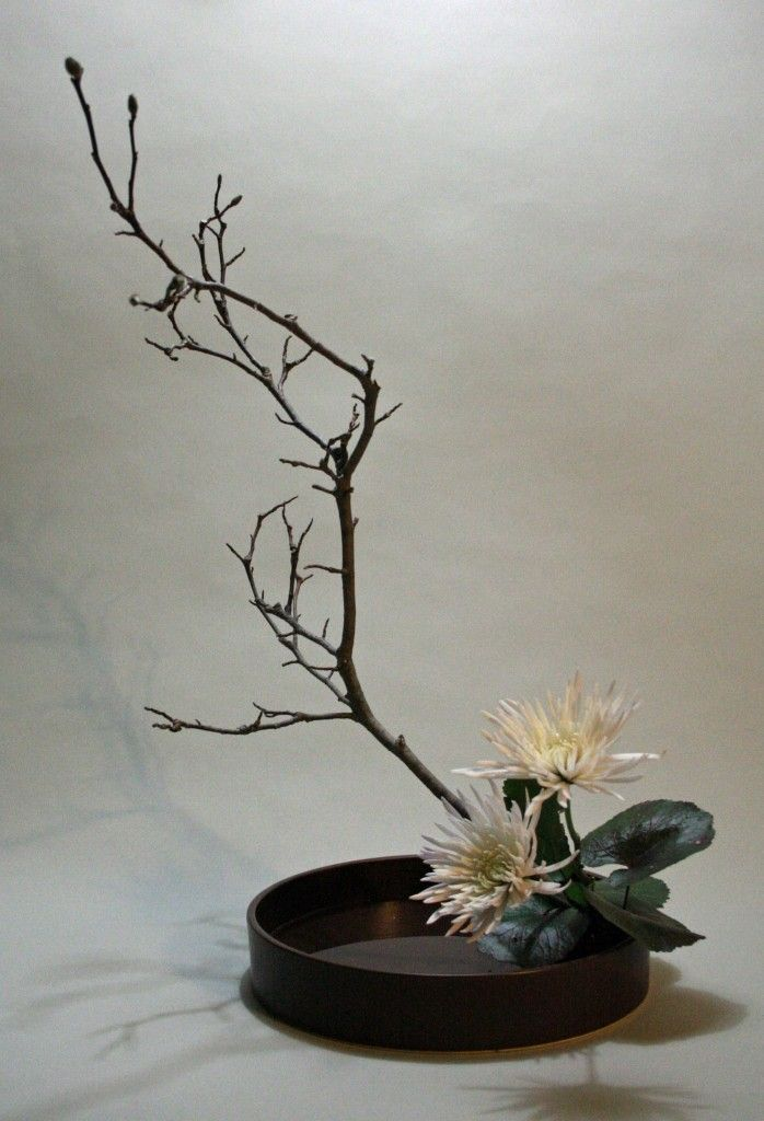365 Days of Ikebana-Day 207 - KEITH STANLEY