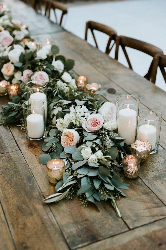 35 Trending Floral Greenery Wedding Ideas for 2019 - Elegantweddinginvites.com Blog
