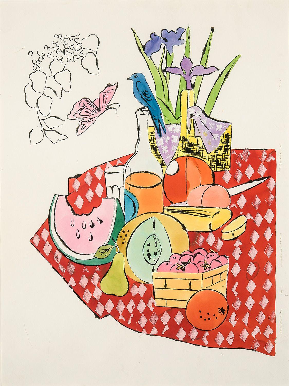 Andy Warhol - The Picnic