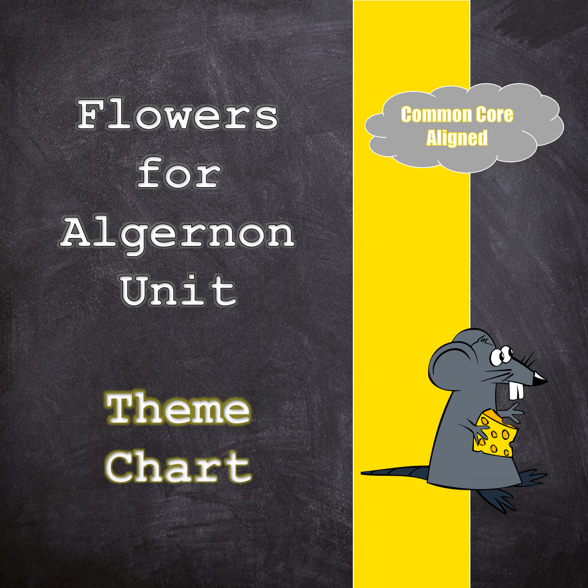 Flowers for Algernon: Graphic Organizer for Themes