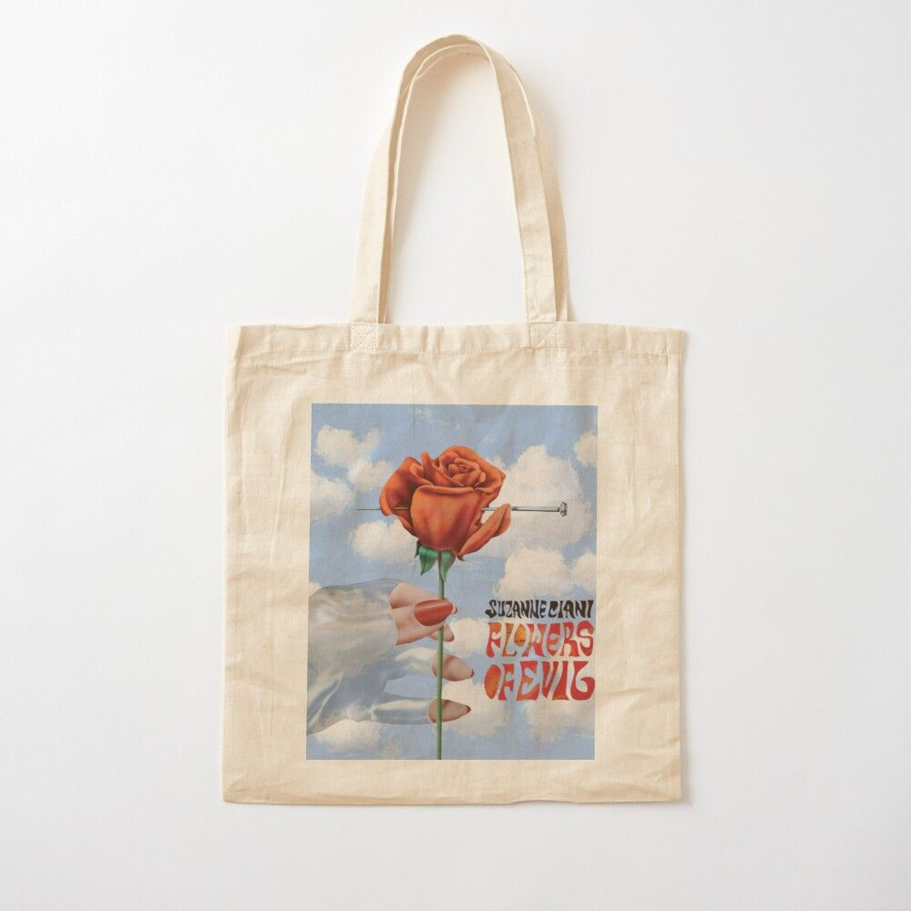 Flowers of evil (Ciani) Tote Bag