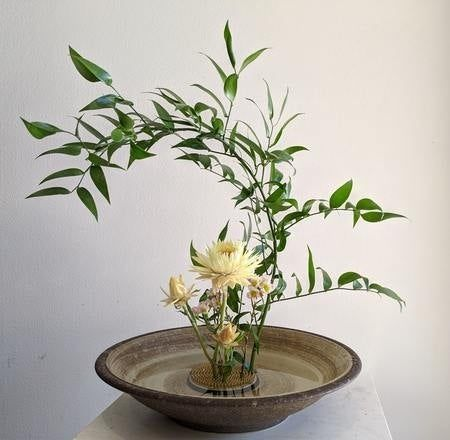 Local Event: Introduction to Ikebana - Japanese Flower Arranging