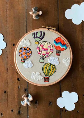 Monday Motivation 17 FREE Embroidery Patterns + Tutorials
