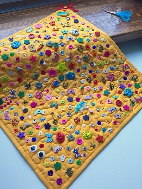 Tapis sensoriel Tapis Bébé tapis d'activité Poussette jouet