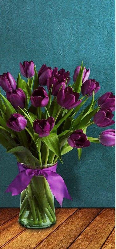 Tulip Flowers | Spring Flowers | Flowersandflowerthings