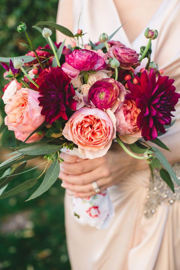 You'll Want to DIY Your Wedding Flowers After Seeing These Bouquets - mywedding